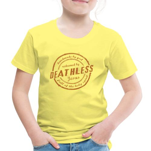 Deathless Stempel - Kinder Premium T-Shirt