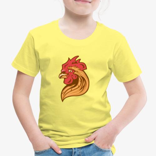 Cool Chicken - Lasten premium t-paita