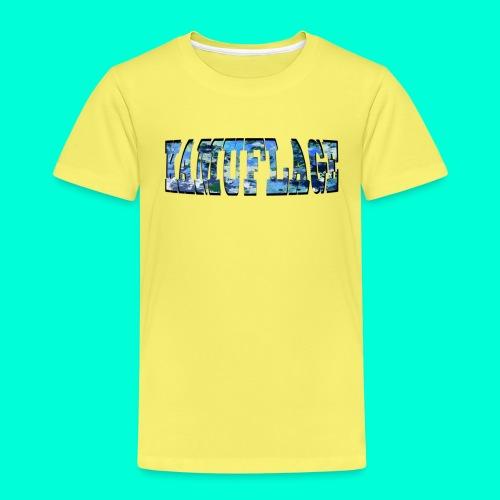 KAMUFLAGE - Kinder Premium T-Shirt