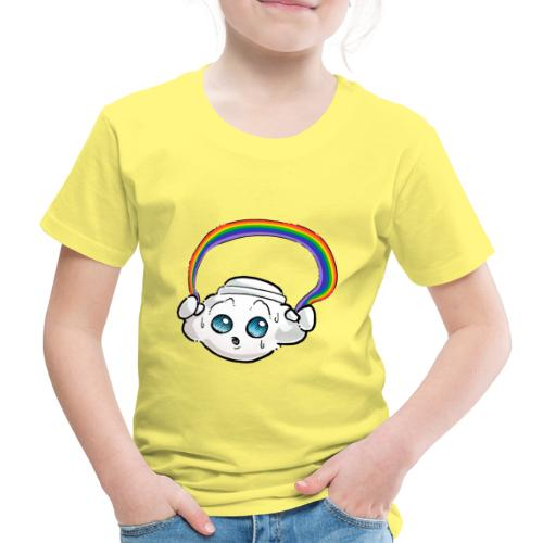 Oliver Cast The Cloud - Rainbow - Kids' Premium T-Shirt