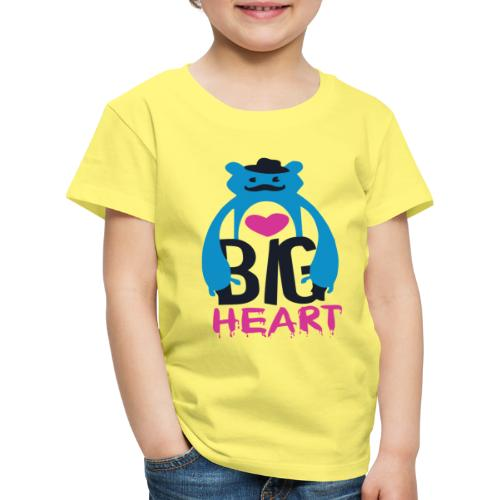 Big Heart Monster Hugs - Kids' Premium T-Shirt
