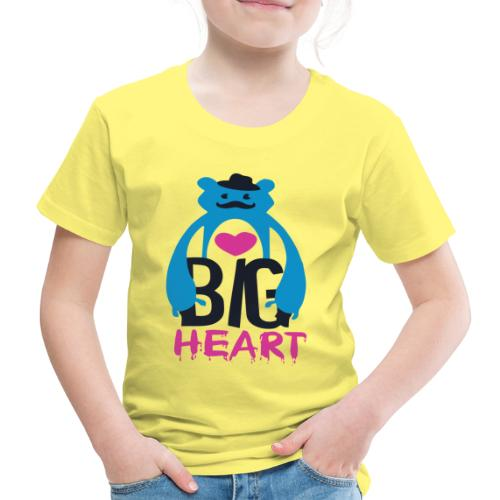 Big Heart Monster Hugs - Kids' Premium T-Shirt