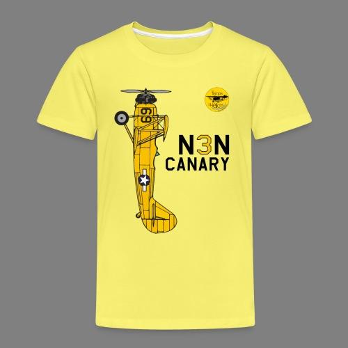 TDH19-PROFIL-N3N CANARY - T-shirt Premium Enfant