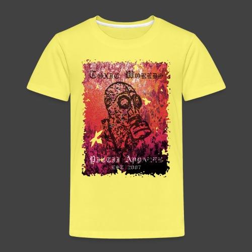 TOXIC WORLDS - 2B - Kids' Premium T-Shirt