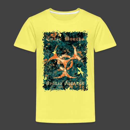 TOXIC WORLDS - 4B - Kids' Premium T-Shirt