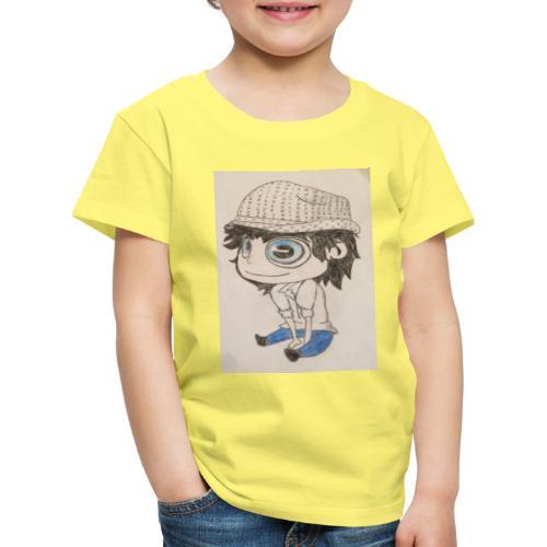 la vida es bella - Camiseta premium niño