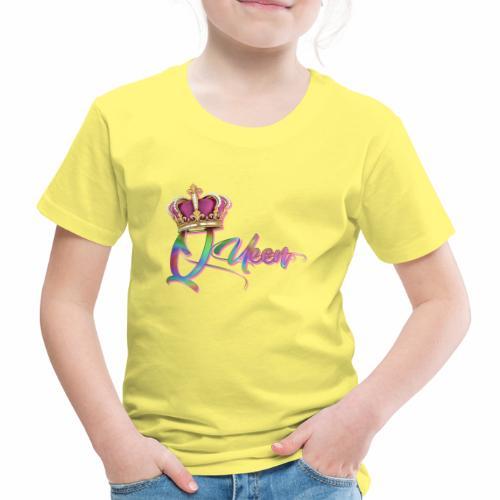 reine - T-shirt Premium Enfant