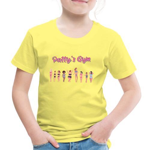 Patty s Gym - Kinder Premium T-Shirt