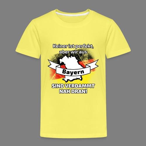 Perfekt Bayern - Kinder Premium T-Shirt
