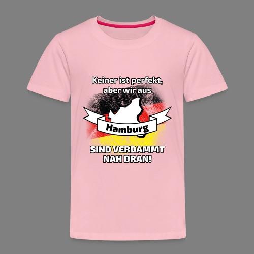 Perfekt Hamburg - Kinder Premium T-Shirt