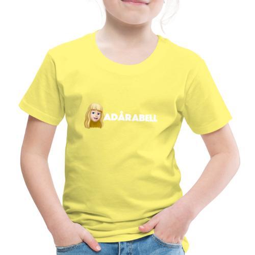 Adårabell logo - Premium-T-shirt barn