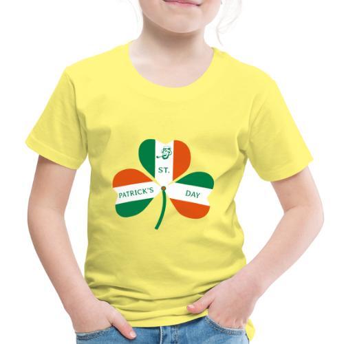 ST PATRICK'S DAY - Kinder Premium T-Shirt