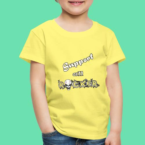 Rocker - Kinder Premium T-Shirt
