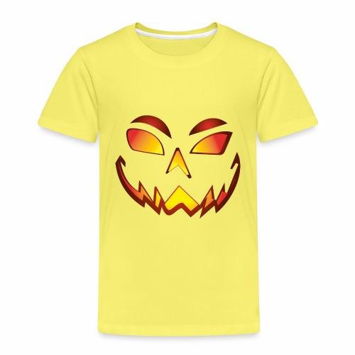 Halloween Face04 - Camiseta premium niño