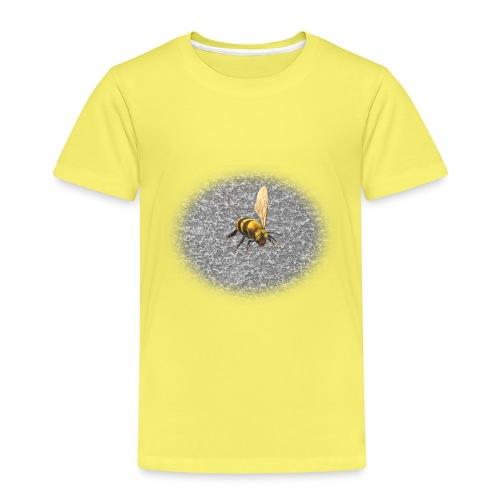 biene mit steienen - Kinder Premium T-Shirt