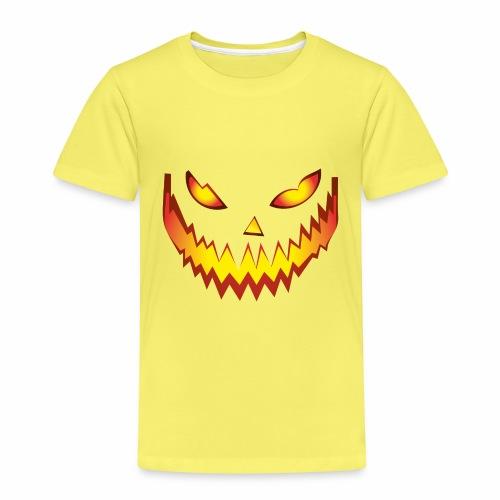 Halloween Face03 - Camiseta premium niño