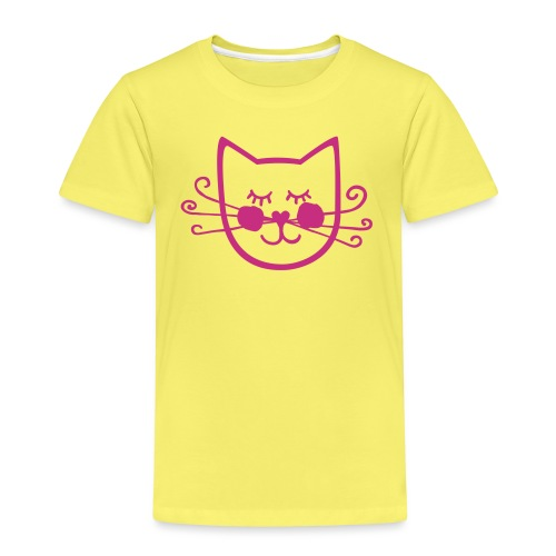 Katze # Affentanz - Kinder Premium T-Shirt