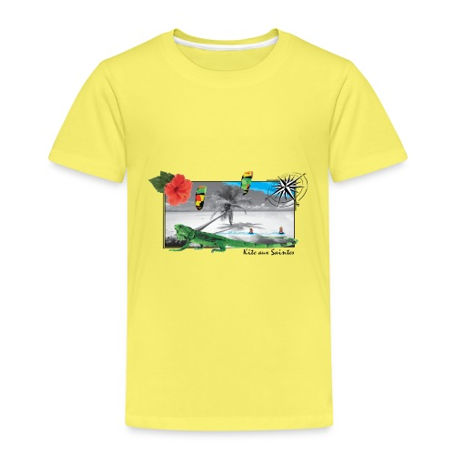 test t shirt - T-shirt Premium Enfant