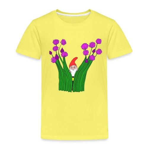 Schnittlauch-Zwerg - Kinder Premium T-Shirt