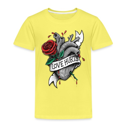 Love Hurts - Kids' Premium T-Shirt