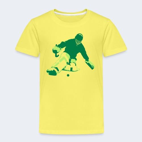 Feldhockey Torwart - Kinder Premium T-Shirt