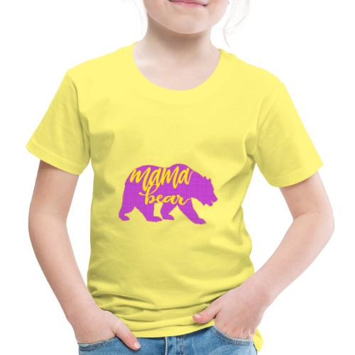 mamabear - Kinder Premium T-Shirt