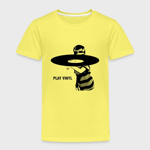 T-Record - Play Vinyl - Kinderen Premium T-shirt