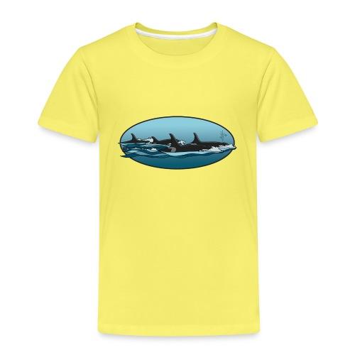orka - Kinderen Premium T-shirt