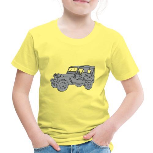 Geländewagen SUV 2 - Kinder Premium T-Shirt