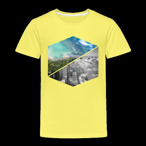 City vs Palm Beach - Kinder Premium T-Shirt