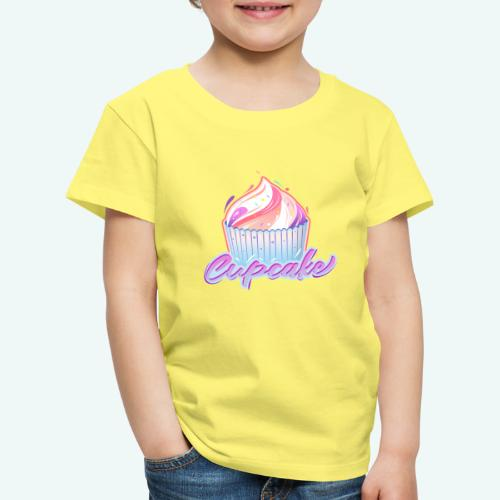 Cupcake - Kinder Premium T-Shirt