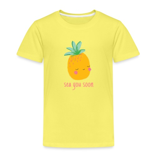 Sea you soon - Kids' Premium T-Shirt