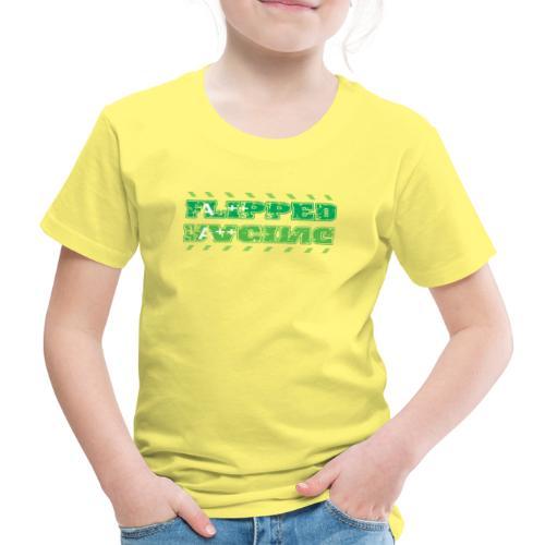 Flipped Racing, A-Plus No Logo - Kids' Premium T-Shirt