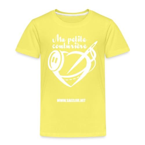 Ma petite couturière (version light) - T-shirt Premium Enfant