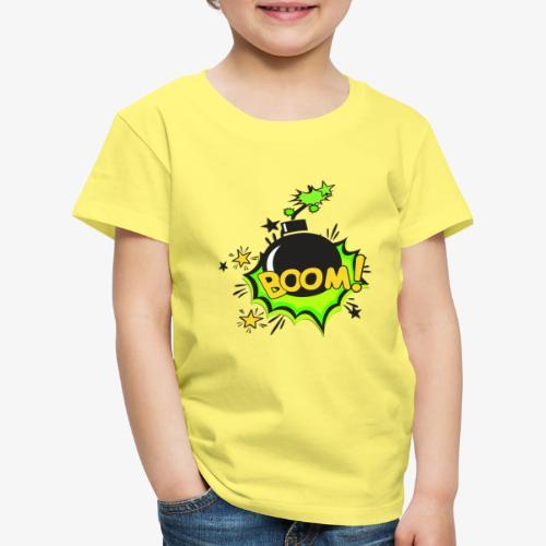 Serie Animaciones de los 80´s - Camiseta premium niño