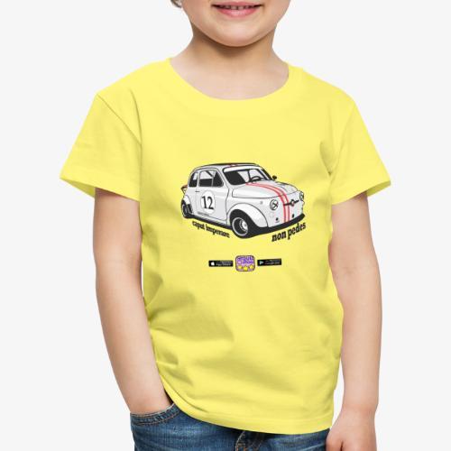 Guida con la TAZZA - Maglietta Premium per bambini