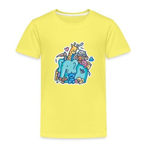 ANIMAL LOVER - Camiseta premium niño