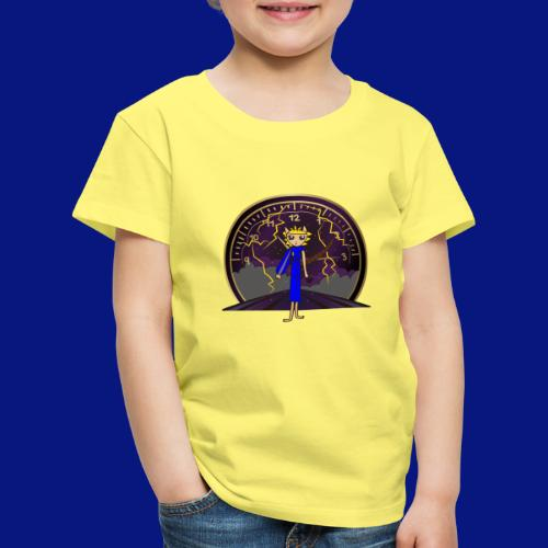 EL TIEMPO ES HOY - Camiseta premium niño