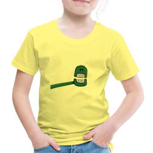 Roboter Kopf - Kinder Premium T-Shirt