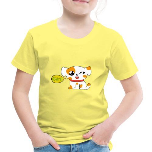 Hello Owi - Premium-T-shirt barn