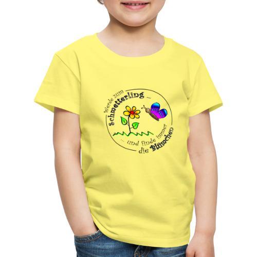 Kollektion - Blume - Kinder Premium T-Shirt