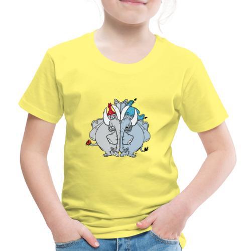 Bästa vänner - Premium-T-shirt barn