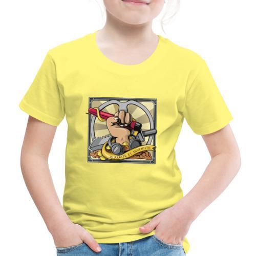 Quaerite et invenietis - Camiseta premium niño