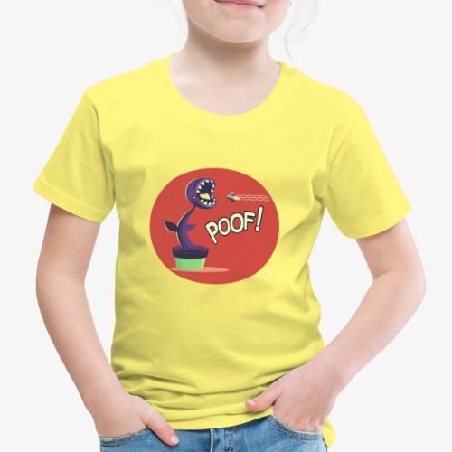 Serie animados de los 80's - Camiseta premium niño