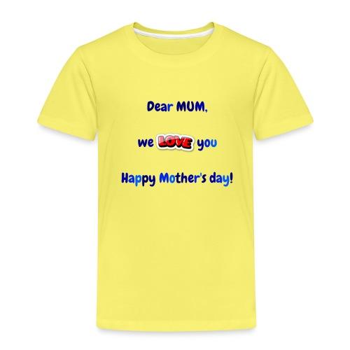 Maman - T-shirt Premium Enfant