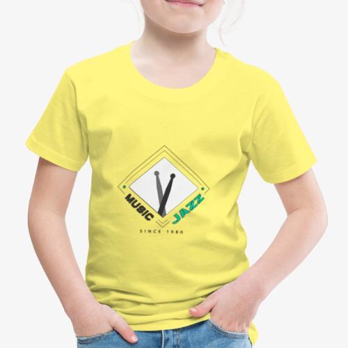 MUSIC 002 - Camiseta premium niño