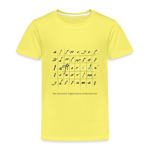 La Florida 16th Century - Camiseta premium niño