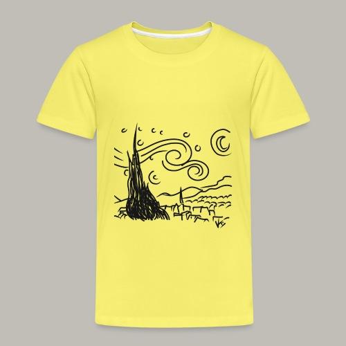 Little piece of van gogh - T-shirt Premium Enfant