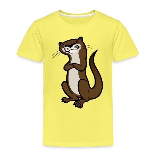 BIGOtter png - Kids' Premium T-Shirt