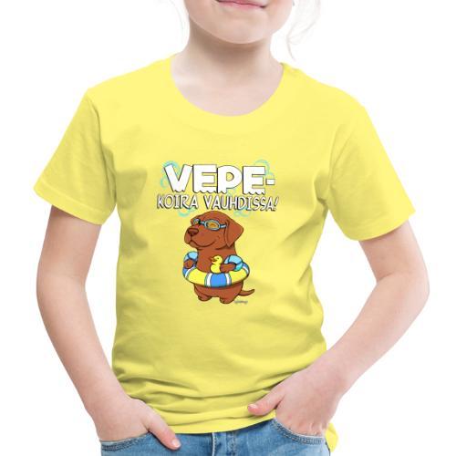 vepevauhti2 - Lasten premium t-paita